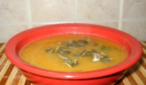 Фото: Тыквенный крем-суп готов!