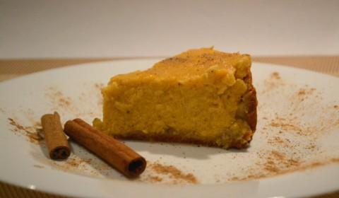 Фото: Тыквенный пирог готов!
