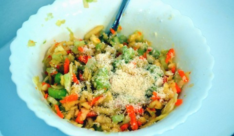 Фото: Витаминный салат из сельдерея