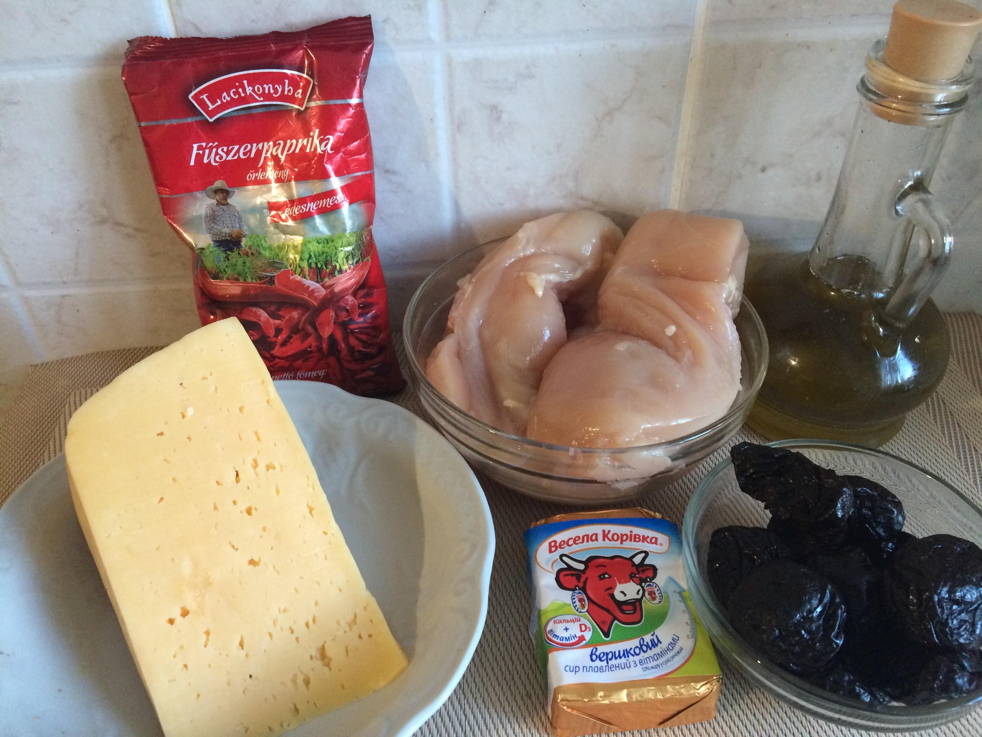 Куриные рулетики с черносливом в духовке рецепт пошагово 36