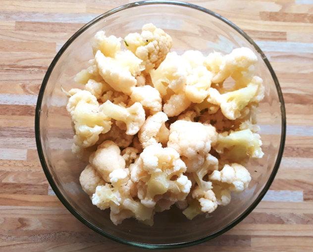 рецепт запеканки из цветной капусты