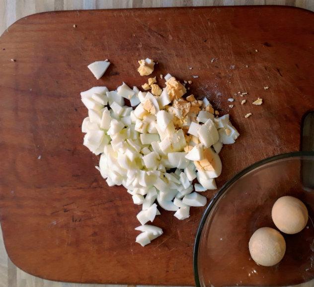 диетический оливье рецепт