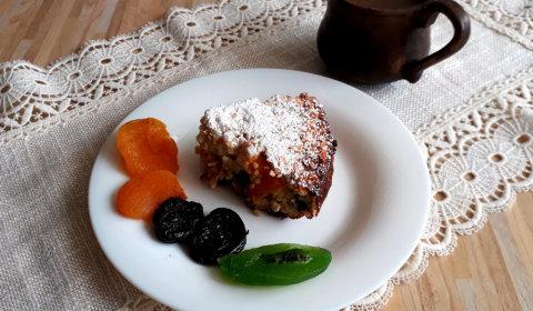 диетический пирог рецепт