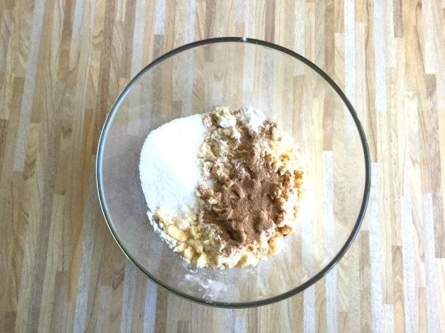 овсяный пирог рецепт