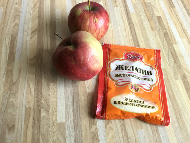 яблочный мусс рецепт