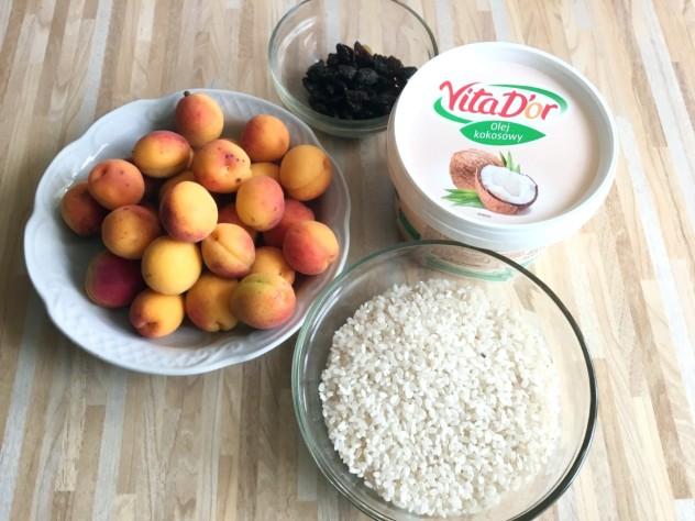 фруктовый плов рецепт