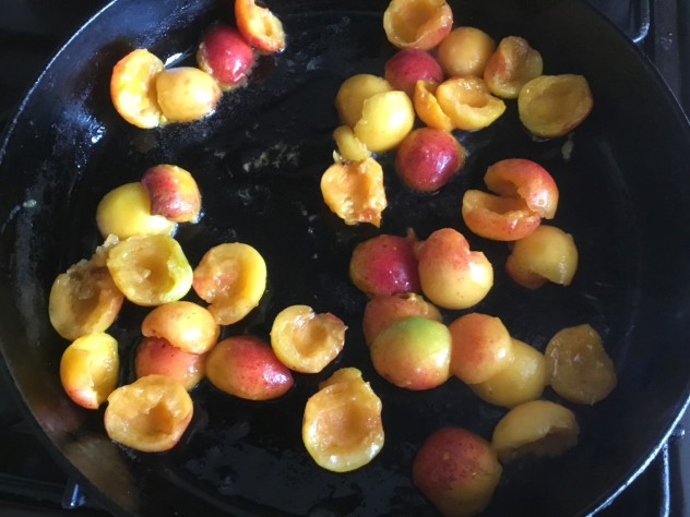 рис с абрикосами