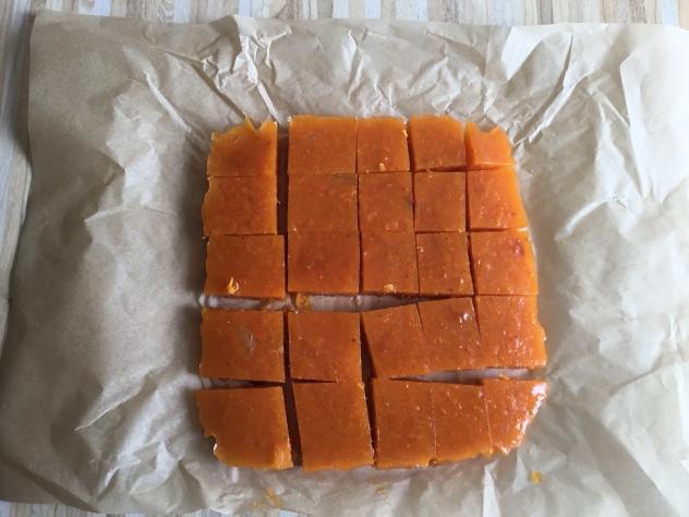 абрикосовый мармелад