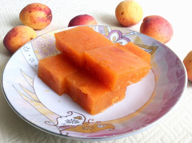 рецепт абрикосовый мармелад